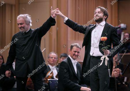 Daniil Trifonov and Valery Gergiev