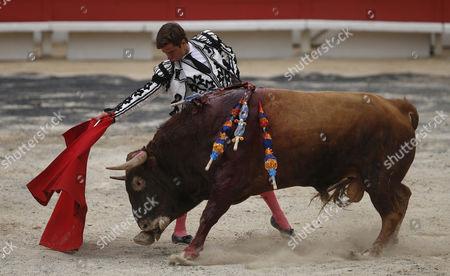 Editorial image of Feria du Riz in Arles, France - 09 Sep 2017