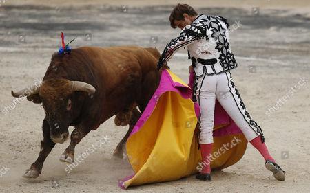 Stock Picture of Julian Lopez Escobar