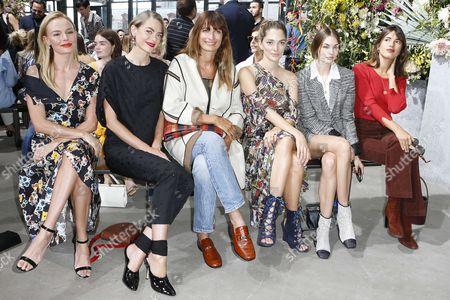 Laura Love, Jeanne Damas, Kate Bosworth, Jaime King, Caroline de Maigret, Sofia Sanchez Barrenechea