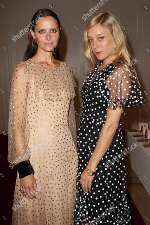 Chloe Sevigny and Tasha Tilberg