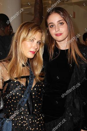 Tara Subkoff and Sophie Curtis