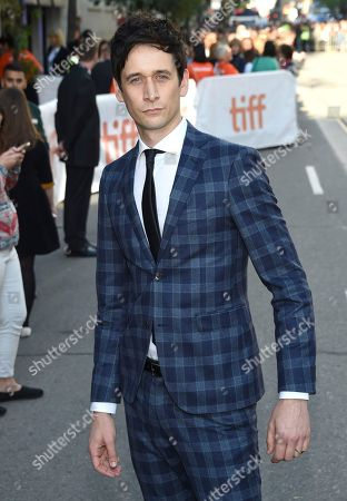 """Mark Leslie Ford attends a premiere for """"Suburbicon"""" on day 3 of the Toronto International Film Festival at the Princess of Wales Theatre, in Toronto"""
