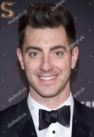 Will Marfuggi arrives at night one of the Television Academy's 2017 Creative Arts Emmy Awards at the Microsoft Theater, in Los Angeles