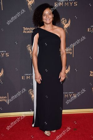 Editorial photo of Television Academy's 2017 Creative Arts Emmy Awards - Arrivals - Night 1, Los Angeles, USA - 09 Sep 2017