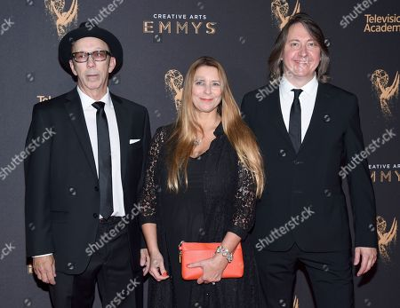 Editorial image of Television Academy's 2017 Creative Arts Emmy Awards - Arrivals - Night 1, Los Angeles, USA - 09 Sep 2017