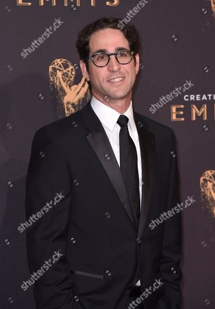 Editorial photo of 2017 Creative Arts Emmy Awards - Arrivals - Night One, Los Angeles, USA - 09 Sep 2017