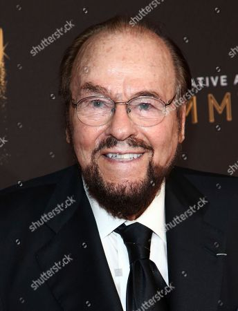 James Lipton attends night one of the Television Academy's 2017 Creative Arts Emmy Awards at the Microsoft Theater, in Los Angeles