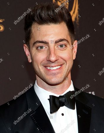 Will Marfuggi attends night one of the Television Academy's 2017 Creative Arts Emmy Awards at the Microsoft Theater, in Los Angeles