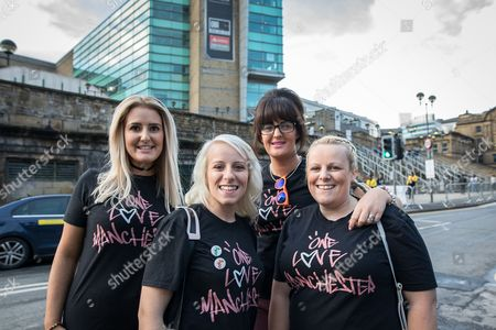 Editorial image of 'We Are Manchester' benefit concert, Manchester, UK - 09 Sep 2017