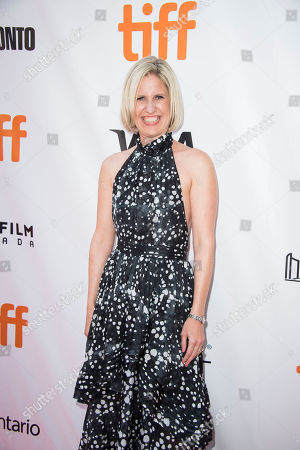 "Editorial image of 2017 TIFF - ""Mary Shelley"" Premiere, Toronto, Canada - 09 Sep 2017"