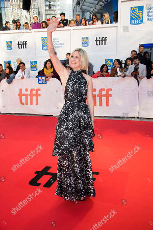 "Editorial photo of 2017 TIFF - ""Mary Shelley"" Premiere, Toronto, Canada - 09 Sep 2017"