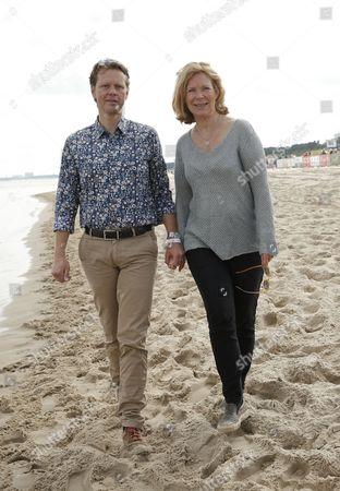 Marion Kracht and Ehepartner Berthold Manns