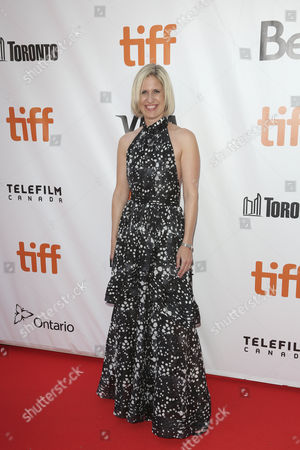 Editorial picture of 'Mary Shelley' premiere, Toronto International Film Festival, Canada - 09 Sep 2017