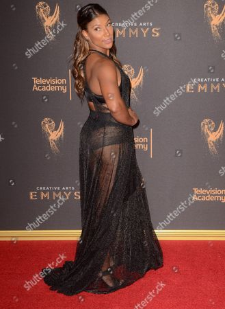 Editorial picture of Creative Arts Emmy Awards, Los Angeles, USA - 09 Sep 2017