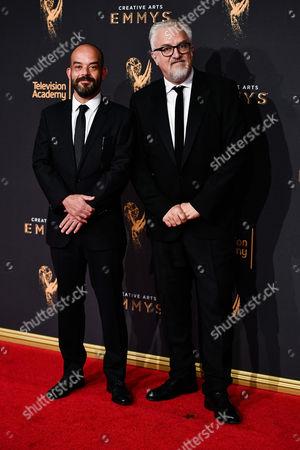 Adriano Goldman and Martin Childs