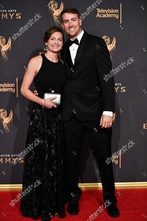 Tara Bennett and Zach Bennett