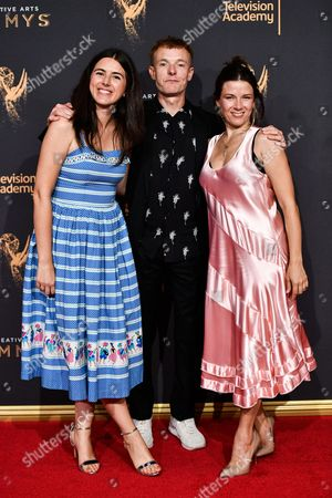 Editorial picture of Creative Arts Emmy Awards, Arrivals, Los Angeles, USA - 10 Sep 2017
