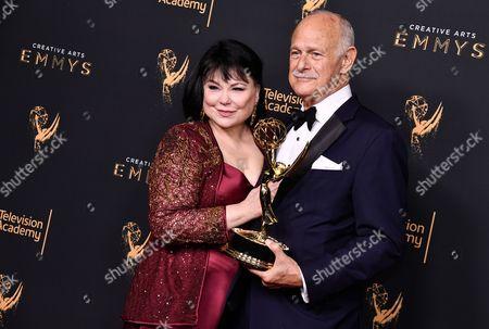Editorial photo of Creative Arts Emmy Awards, Press Room, Los Angeles, USA - 10 Sep 2017