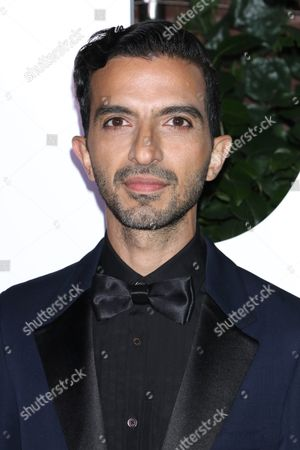 Imran Amed, Founder and Editor-in-Chief of The Business of Fashion