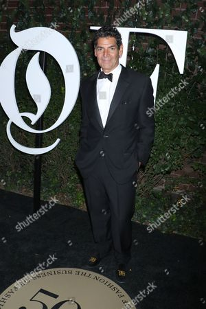 Editorial photo of The Business of Fashion 500 Gala, Spring Summer 2018, New York Fashion Week, USA - 09 Sep 2017