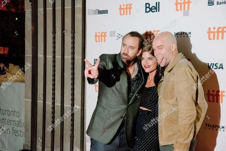 Editorial picture of 'Mom and Dad' premiere, Toronto International Film Festival, Canada - 09 Sep 2017