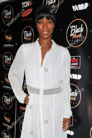 Editorial picture of The Black Magic Awards, Hackney Empire, Mare Street, London, UK - 10 Sep 2017