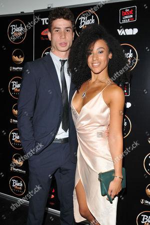 Kane Erwin and Jessica Walker