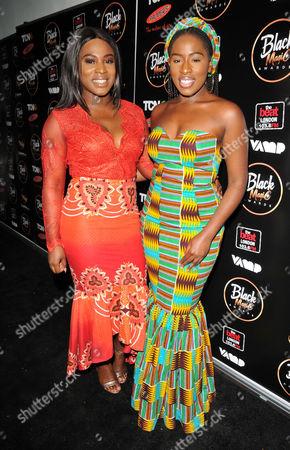 Deborah Agboola and Hannah Agboola