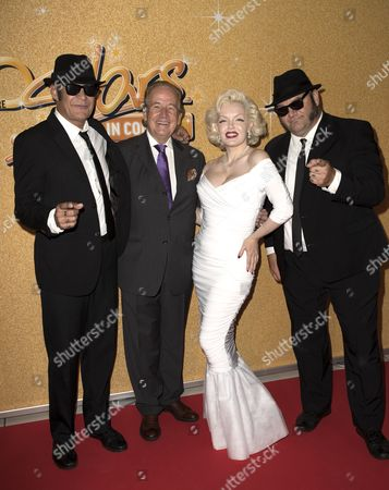Marilyn Monroe Double, Blues Brothers Doubles,Max Schautzer