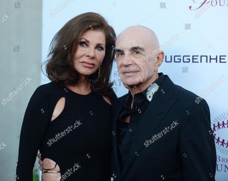 Robert Shapiro and wife Linell Shapiro