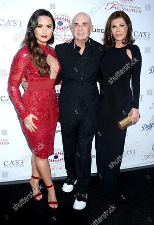 Demi Lovato, Robert Shapiro, Linell Shapiro