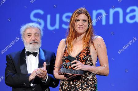 """Susanna Nicchiarelli, Gianni Amelio receives an """"Orizzonti"""" Award"""