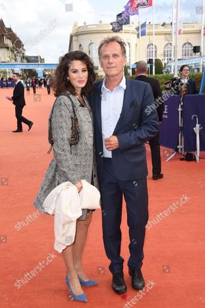 Editorial image of Closing ceremony, 43rd Deauville American Film Festival, France - 09 Sep 2017