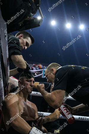 Stock Picture of Marco Huck