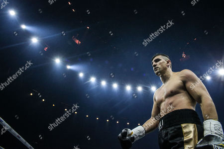 Editorial image of World Boxing Super Series fight between Marco_Huck vs Aleksandr_Usyk, Berlin, Germany - 10 Sep 2017