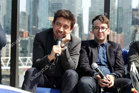 Alfonso Gomez-Rejon, Director, and Michael Mitnick, Writer/Executive Producer