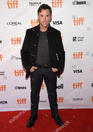 """Terry Notary attends a premiere for """"The Square"""" on day 4 of the Toronto International Film Festival at The Elgin Theatre, in Toronto"""