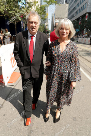 Stephen Frears, Director, and Anne Rothenstein