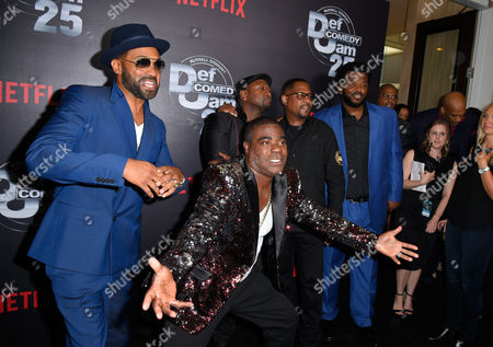 Mike Epps, Joe Torry, Martin Lawrence, Craig Robinson and Tracy Morgan