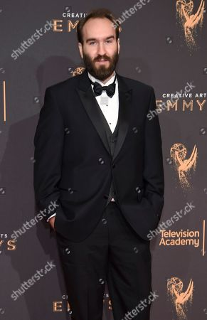 Editorial picture of Television Academy's 2017 Creative Arts Emmy Awards - Arrivals - Night 2, Los Angeles, USA - 10 Sep 2017