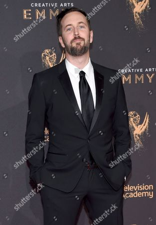 Jeremy Turner arrives at night two of the Television Academy's 2017 Creative Arts Emmy Awards at the Microsoft Theater, in Los Angeles