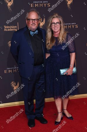 Editorial image of 2017 Creative Arts Emmy Awards - Arrivals - Night Two, Los Angeles, USA - 10 Sep 2017