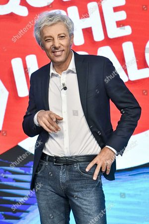 Editorial image of 'Quelli che aspettano' TV show, Milan, Italy - 10 Sep 2017