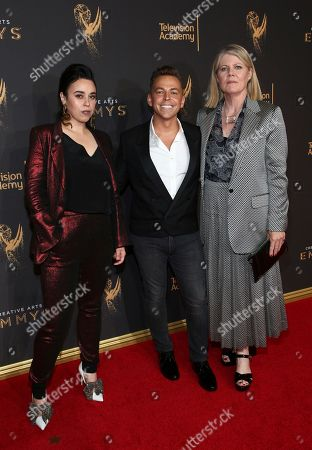 Editorial photo of Television Academy's 2017 Creative Arts Emmy Awards - Red Carpet - Night 2, Los Angeles, USA - 10 Sep 2017