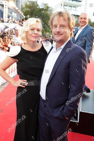 Editorial photo of Twentieth Century Fox 'The Mountain Between Us' Premiere at the Toronto International Film Festival, Toronto, Canada - 10 Sep 2017