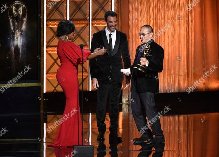 Editorial photo of Television Academy's 2017 Creative Arts Emmy Awards - Show - Night 2, Los Angeles, USA - 10 Sep 2017