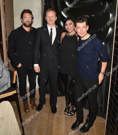 Editorial photo of 'Super Size Me 2: Holy Chicken!' Dinner, TIFF Momofuku Noodle Bar Toronto presented by DIRECTV, Day 2, Canada - 10 Sep 2017