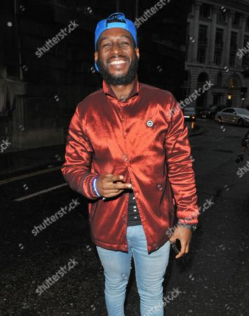 Editorial photo of NFL UK Kick Off party, Arrivals, London, UK - 10 Sep 2017