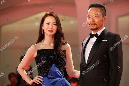 Zhang Hanyu and Qi Wei